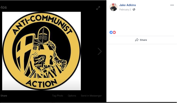 North Shore Antifa | We are an autonomous organization fighting